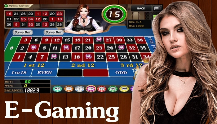 Casino Electronic Gaming roulette